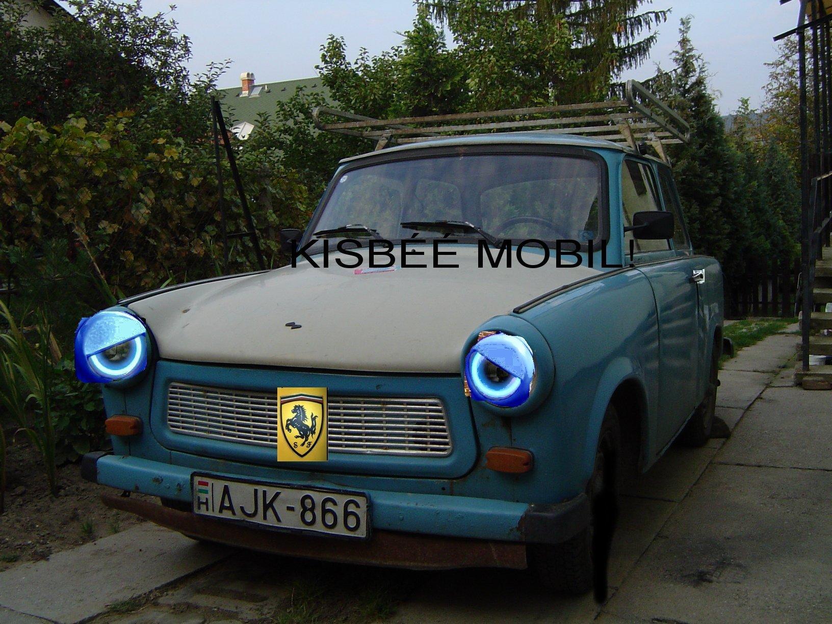 trabant 601 limuzin tuning kissb carstyling com. Black Bedroom Furniture Sets. Home Design Ideas