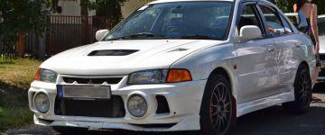 Mitsubishi Lancer - Coppermine