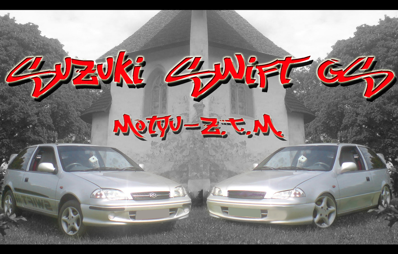Suzuki Swift GS [Z.T.M]®