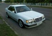 Mercedes w124 coupe - DcSusan