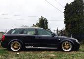 Audi A4 - partika