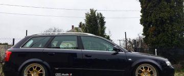 Volkswagen Bora - partika