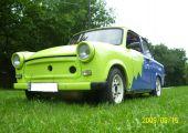 Trabant 601 - Kwaresz