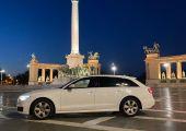 Audi A6 - hooligirl
