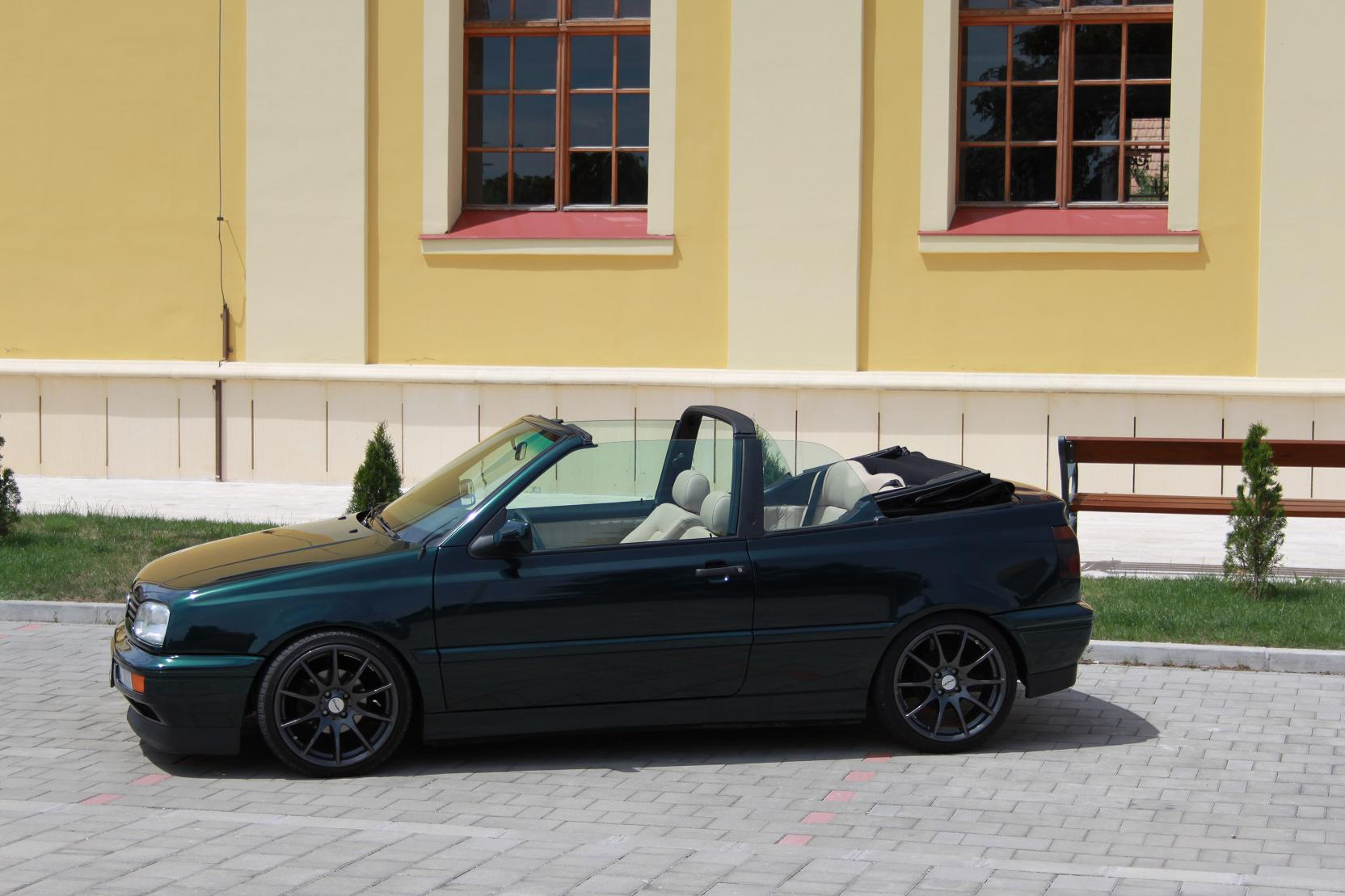 volkswagen golf iii cabrio tuning krisszcab carstyling. Black Bedroom Furniture Sets. Home Design Ideas