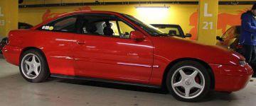 Opel Calibra Turbo - Latrell