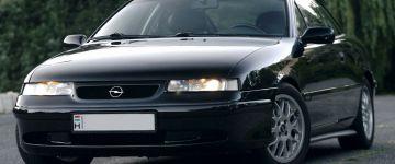 Opel Calibra - JobieZ