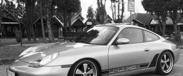 Porsche 911 - bripery