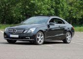 Mercedes-Benz E Coupe