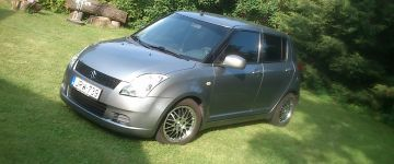 Suzuki Swift - kopiking
