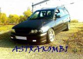 Opel Astra f caravan - astrakombi