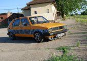 Volkswagen Golf - BTS Retro