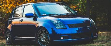 Suzuki Swift - Johnny1228