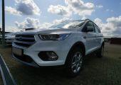 Ford Kuga - Zombye