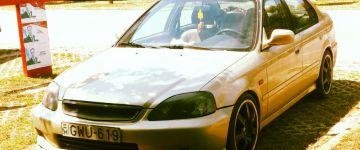 Honda Civic - hondapetya