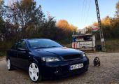 Opel Astra - Dezsitamas