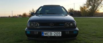 Volkswagen Golf III - sebyke