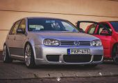 Volkswagen Golf III - startbeni