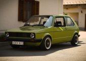 Volkswagen Golf - luka85mk1