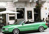 Audi Cabrio - slimdeezy
