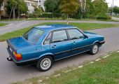 Audi 80 - Sportivo