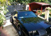 Chevrolet Camaro - Black car