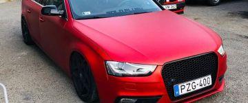 Audi A8 - alienwarez