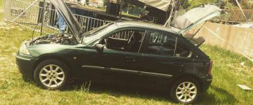 Rover 214SI - Rovermonst