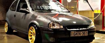 Opel Astra - CorsaV6