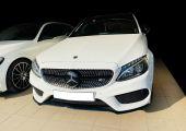 Mercedes C-osztály - MikeGarage