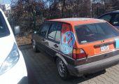 Volkswagen Golf - kissm
