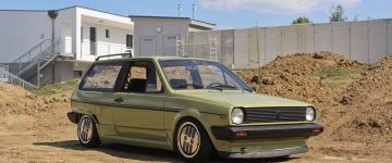 Volkswagen Polo - gthomas86c