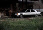 Mercedes W124 - aron.n98