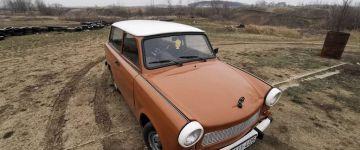 Trabant 601 - anyutrabi