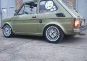 Polski Fiat 126 - Buni89