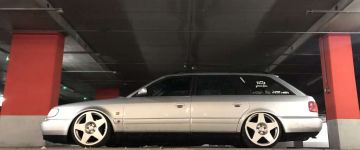 Audi A6 - kemakee