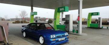 Opel Manta - Kun Zsolti