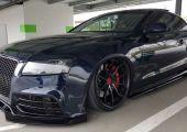 Audi S5 - IRichard