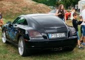 Chrysler Crossfire - keresztűz