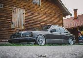 Mercedes 190 - BazsiX