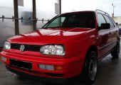 Volkswagen Golf III - Olivér