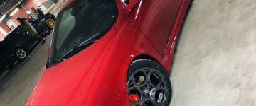 Alfa Romeo GTA - hunordobos