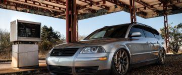 Volkswagen Passat - thesimon