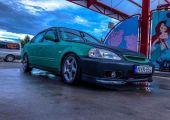 Honda Civic - Blackker