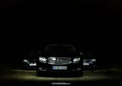 Opel Insignia - Szabó