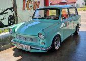 Trabant 601 - GodóSanyi