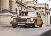 Mercedes W115 - Rusty